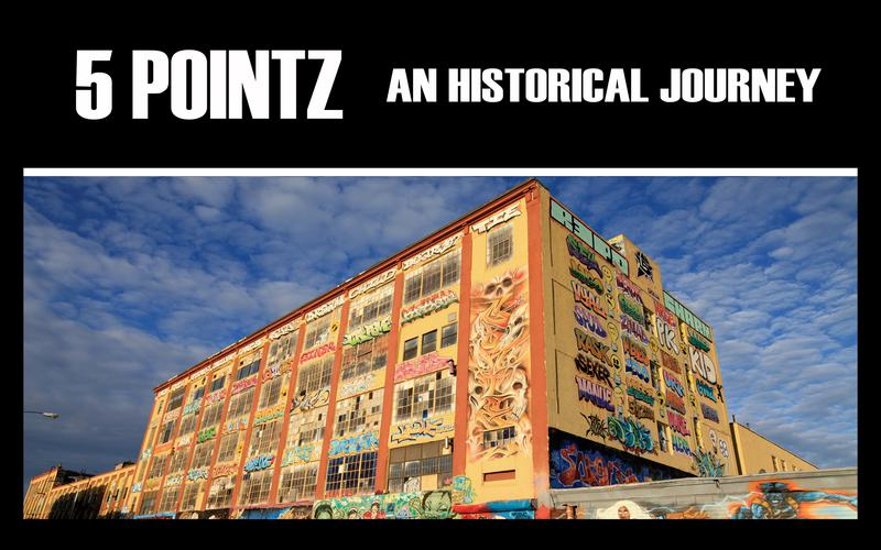 5 pointz an historical journey