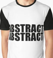 Abstract Abstract Graphic T Shirt by 360 Sound and Vision