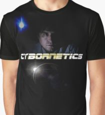 CYBORNETICS Grapgic T shirt by 360 Sound and Vision