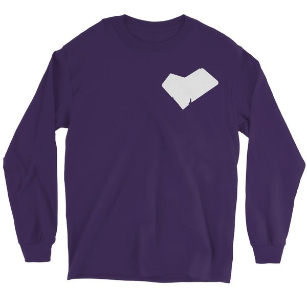 Pain Of Ordeals Purple Sweater