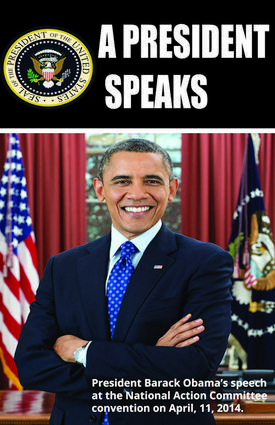 A President Speaks by 360 sound and vision