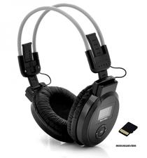 3sixdy beats 100 wireless headphone and mp3 player